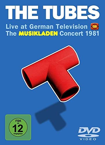 Tubes - Live At German Television: The Musikladen Concert 1981 (Within The Rock)