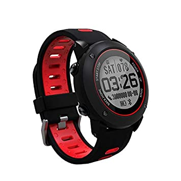 CELLYS - Montre connectée GPS Cardio X-Sport Couleur - Rouge