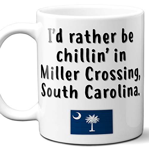 Miller Crossing South Carolina Coffee Mug Souvenir Gift.