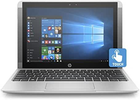 HP X2 Detachable, Intel Atom X5-Z8350, 2GB RAM, 32GB eMMC with Windows 10 (10-p010nr)