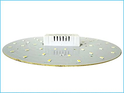 Plafoniere No Led : Led plates w bianco naturale v mm modifica plafoniera