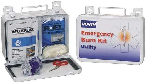Honeywell 019725-0012L 16 Unit Metal Utility Burn Kit, 9.5'' x 6.625'' x 2.625''