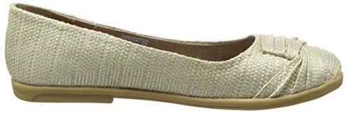 Rocket Jenneva Beige Espadrilles Crystal Natural Dog Frauen Erqwra