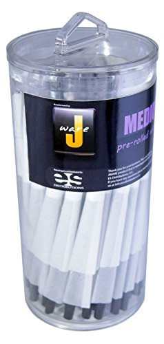 Jware Pre-rolled Medium Cones Rolling Paper (100 Pack) by JWARE, ES Distributions