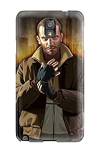 AEVlDYw439vBebe Case Cover Grand Theft Auto Galaxy Note 3 Protective Case