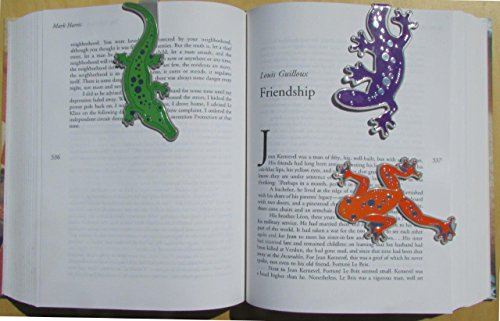 Lizard Page Marks (Clip-over-the-page) Photo #2
