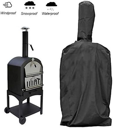 boastvi Housse De Four Protection Imperméable Robuste Housse De Four À Pizza pour Le Camping en Plein Air