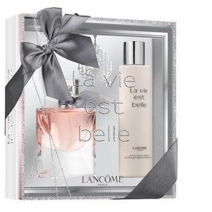 Lancome La Vie Est Belle Gift Set - L'eau De Parfum 50ml + Body ...