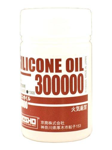 Kyosho #300000 Silicone Oil, 40cc (Kyosho Japan)