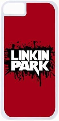 Linkin Park Paint Splatter Hard White Plastic Snap On Case Apple Iphone 4 4s Great Quality Amazon Co Uk Electronics
