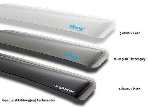Tuning-Pro ClimAir Windabweiser vorne Farbausf/ührung: glasklar mit ABE 03-3796K