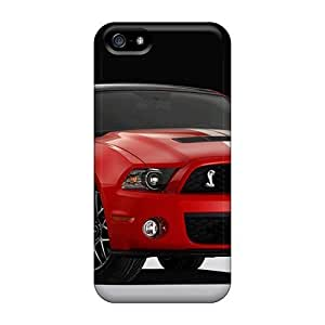 Best Hard For SamSung Galaxy S5 Mini Phone Case Cover With Custom Attractive Ford Mustang Pattern DannyLCHEUNG