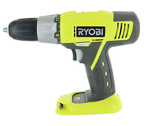 Ryobi P271 One 18 Volt Lithium Ion 1 2 Inch 2-Speed Drill Driver Batteries Not Included Power Tool Only