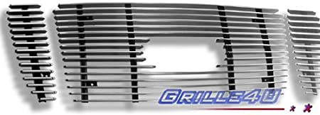 APS Compatible with 2004-2005 Ford Ranger Main Upper Billet Grille Insert F65736A