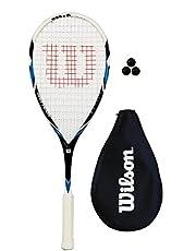 Wilson Pro Team Squash Racket (1 or 2 Racket options)