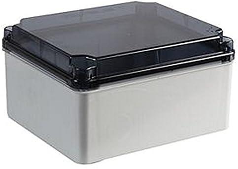 Caja IP67 175X151X95MM recintos cuadrados y 48,26 cm gabinete bastidores: Amazon.es: Electrónica