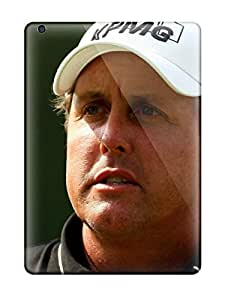 Hard Plastic Ipad Air Case Back Cover,hot Phil Mickelson Golf Case At Perfect Diy