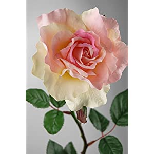 Large Pink Rose Spray 27in - Excellent Home Decor - Outdoor Indoor 78