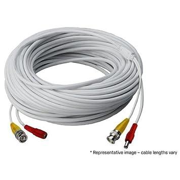 Lorex por FLIR sistemas de alto rendimiento RG59 BNC Video/Cable de alimentación para cámara