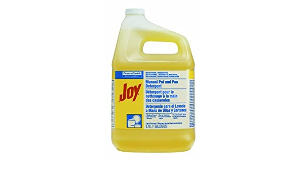 Amazon.com: Joy Manual Pot & Pan Detergent - Gallon: Health & Personal Care