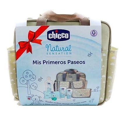 Canastilla Chicco Mis Primeros Paseos para niño