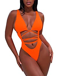 Women's Sexy One Piece Swimsuits Bikini Bathing Suit