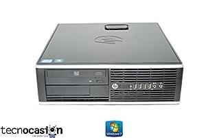 HP Elite 8200 SFF Desktop PC - Intel Core i5-2400 3.1GHz 4GB 250GB DVDRW Windows 7 Pro (Certified Refurbished)