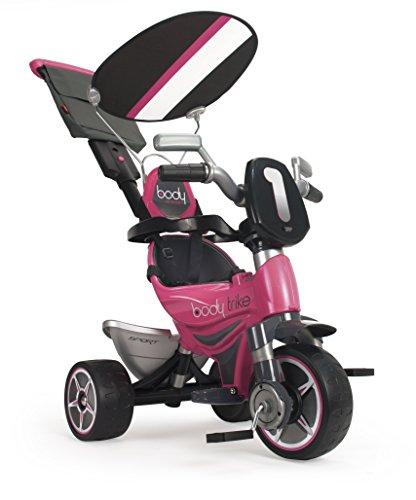Injusa - Triciclo Body Sport, color rosa (3252)