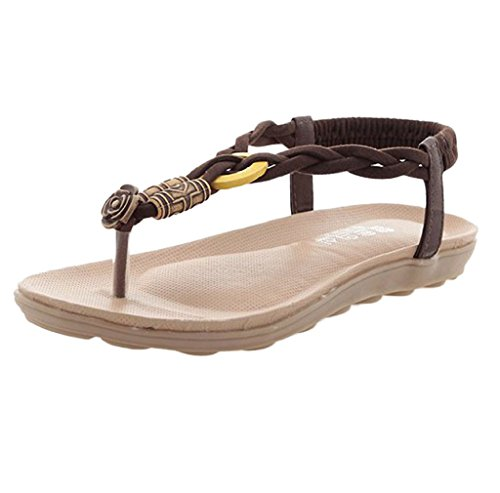 morecome-summer-bohemia-beaded-sandals-clip-toe-sandals-beach-shoes-55-coffee