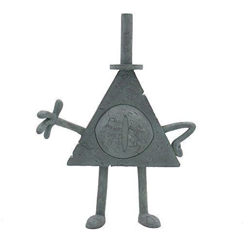 (Gravity Falls - Mini Bill Cipher Statue)