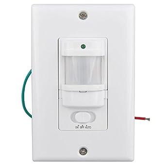 Amazon.com: Sensky BS033C Interruptor de luz con sensor de ...