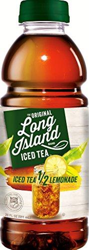 Long Island Iced Tea Half And Half  20 Ounce  12 Bottles