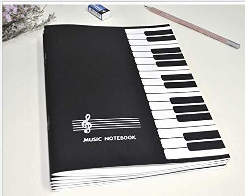 Gaocheng Cahier de musique port/ées partition manuscrit A4