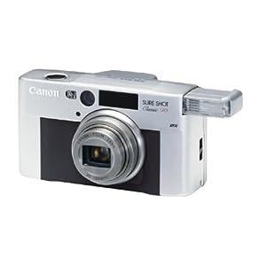 Canon Sure Shot Classic 120 Caption 35mm Camera