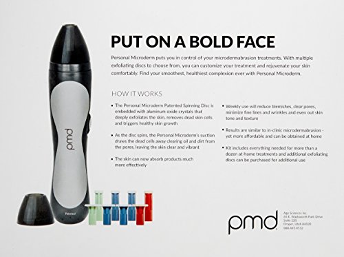 PMD Personal Microderm Man by PMD Beauty (Image #1)