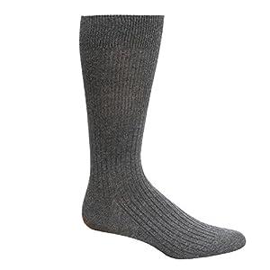 Simcan Tender Top Socks - Charcoal - Large