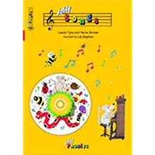 Jolly Songs (book and CD): in Precursive Letters (BE)