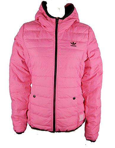 Adidas Donna Da Piumino Da Piumino Pink Ign6Rwq