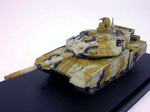 T-90 (T-90MS) Russian Main Battle Tank - Desert Camo - 1/72 Scale Model