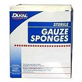 """12 Ply Sterile Gauze Sponges 4"""" X 4"""""""