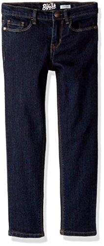 Osh Kosh Big Girls' Super Skinny Denim, Heritage Rinse, 8
