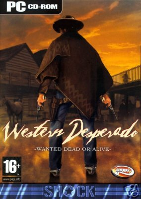Amazon Com Western Desperado Wanted Dead Or Alive Video Games