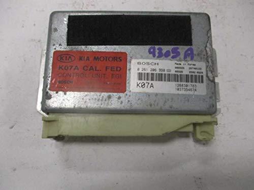 Control Unit 206 (Engine ECM Control Module Fits SPORTAGE 0 261 206 998 0261206998)