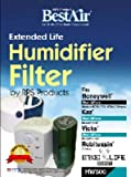 Best Air Humidifier Wick Fits Ace No. 4237301 by RPS PRODUCTS