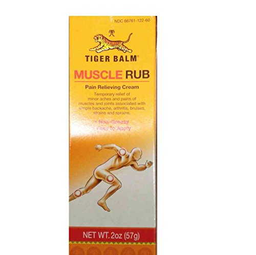 Tiger Balm Muscle 2 Ounce Tubes product image