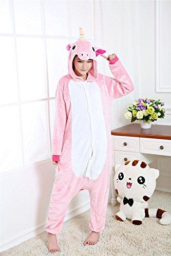 WRH Animale adulto un pezzo pigiama Pegasus unicorno amanti abbigliamento casa prestazioni Abbigliamento Natale/Halloween costume del fumetto , xl