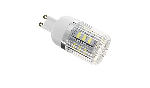 Regulable G9 4 W 24 x 5730SMD 250LM 6000 - 7000 K Cool White Light ...