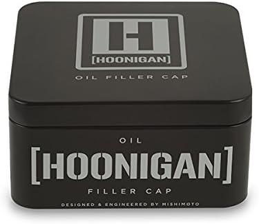 Hoonigan Mishimoto MMOFC-TOY-HOONRD Red Toyota Oil Filler Cap