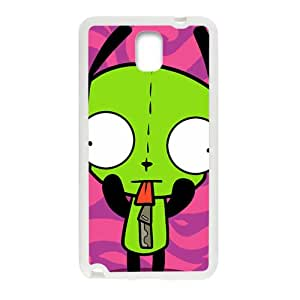 NICKER Cartoon cute green characters Cell Phone Case for Samsung Galaxy Note3