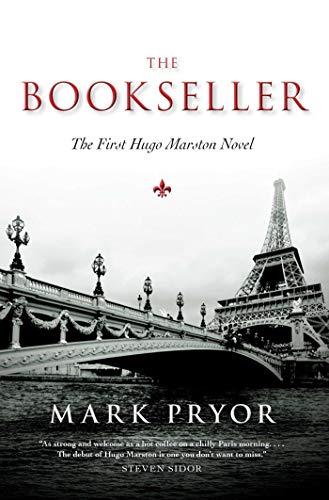 The Bookseller: The First Hugo Marston Novel ()